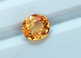 1.69 ct Oval Shape Imperial Topaz