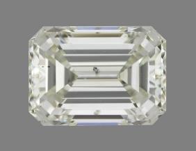 GIA/Emerald/J/SI2/1.76Ct