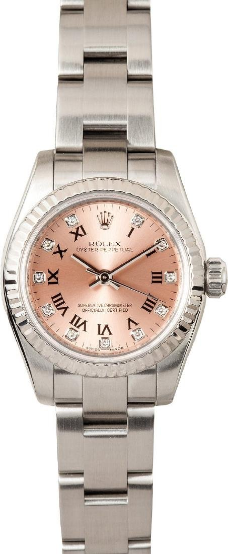 Pre-owned Oyster Perpetua