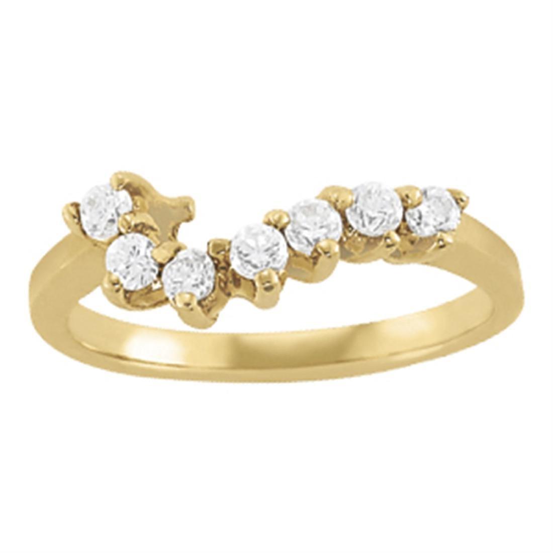 14kt gold 2.67 gram Wedding Bands/Curved Bands