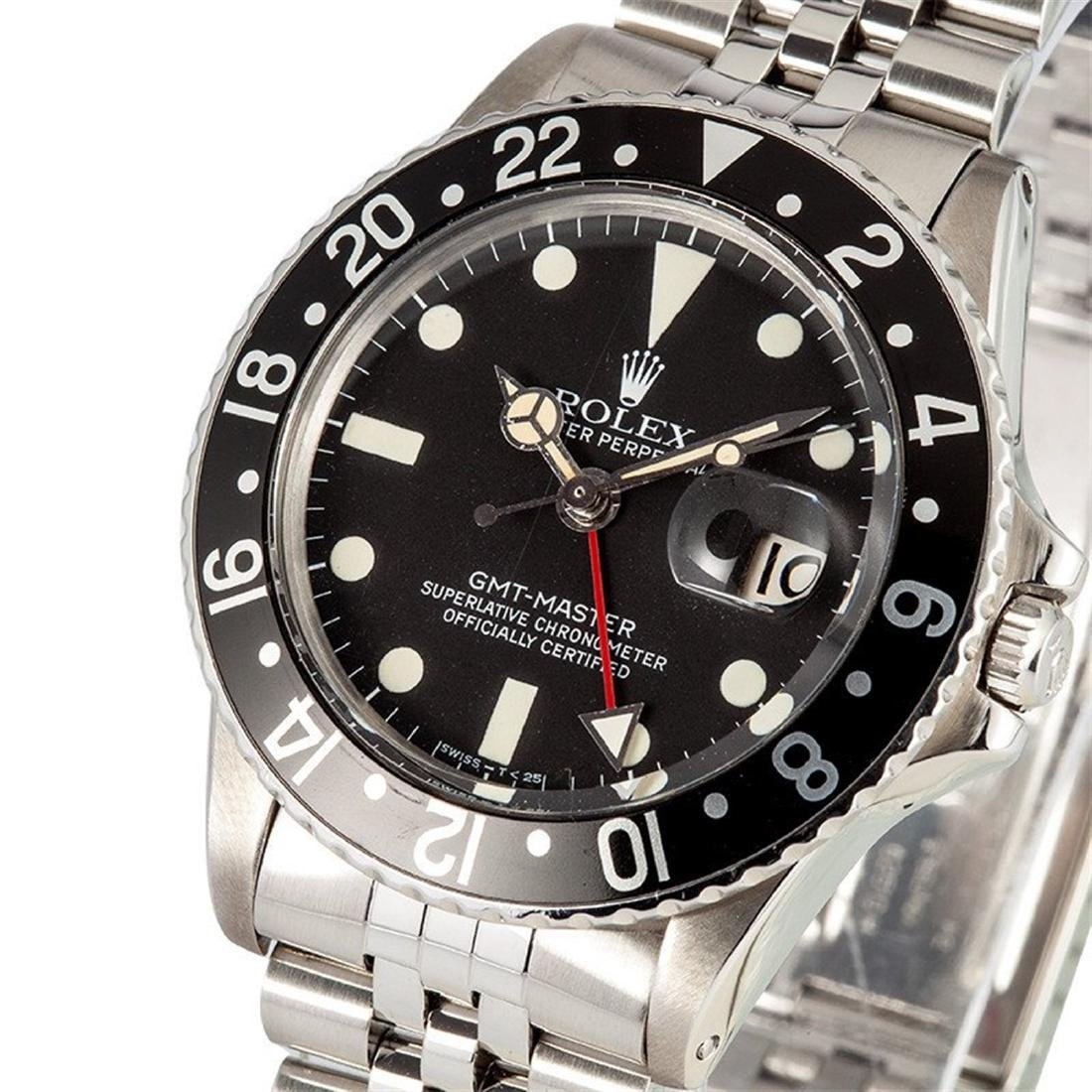 Pre-owned GMT-Master - 2