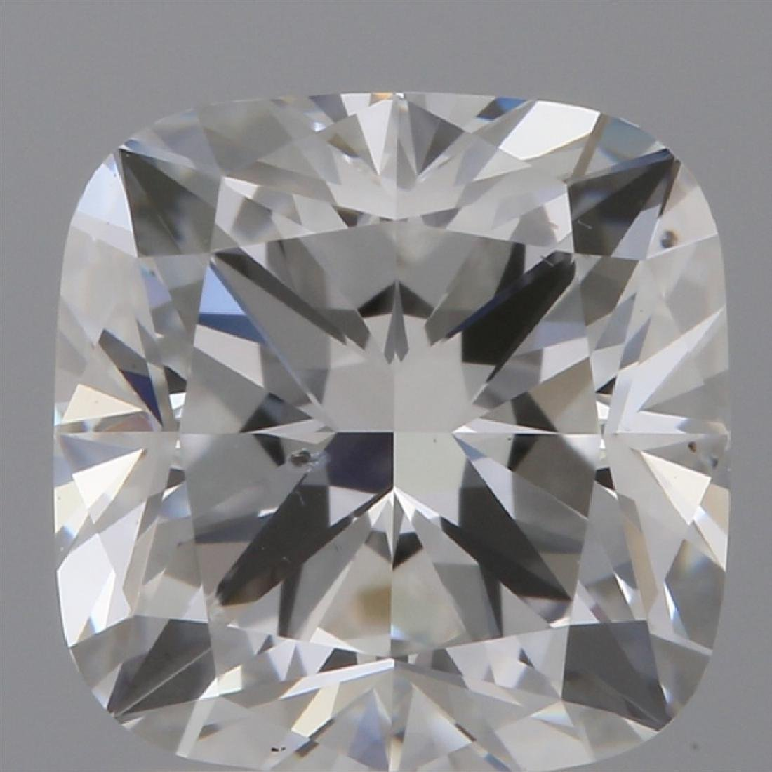 GIA/Cushion/E/SI1/1.41ct