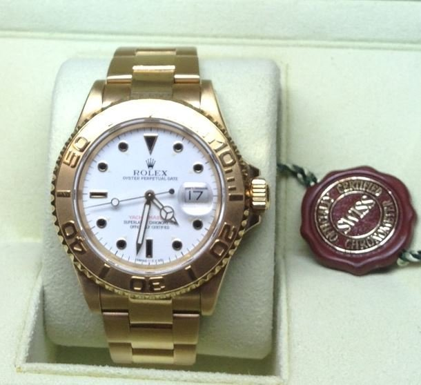 Rolex Yachtmaster 1994