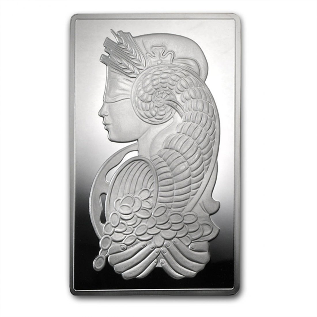 5 oz Pamp Suisse Silver Bar - Fortuna (In Assay) .999