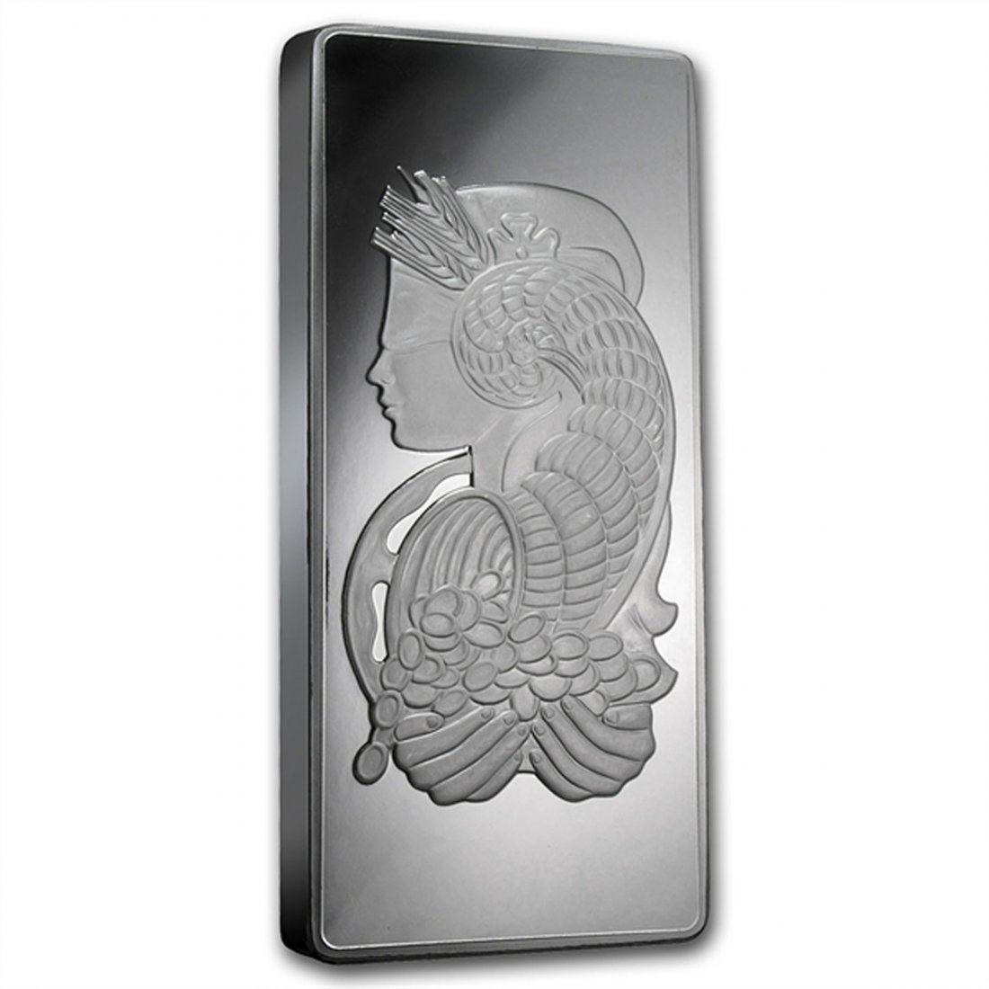 500 gram Pamp Suisse Silver Bar - Fortuna (1/2 kilo)