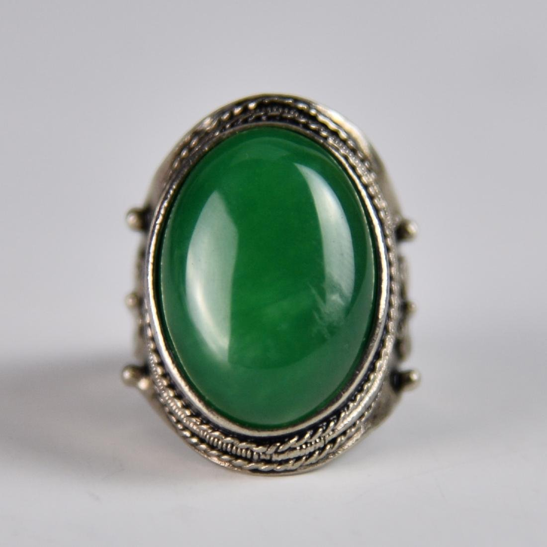 Chinese Jade Ring - 2