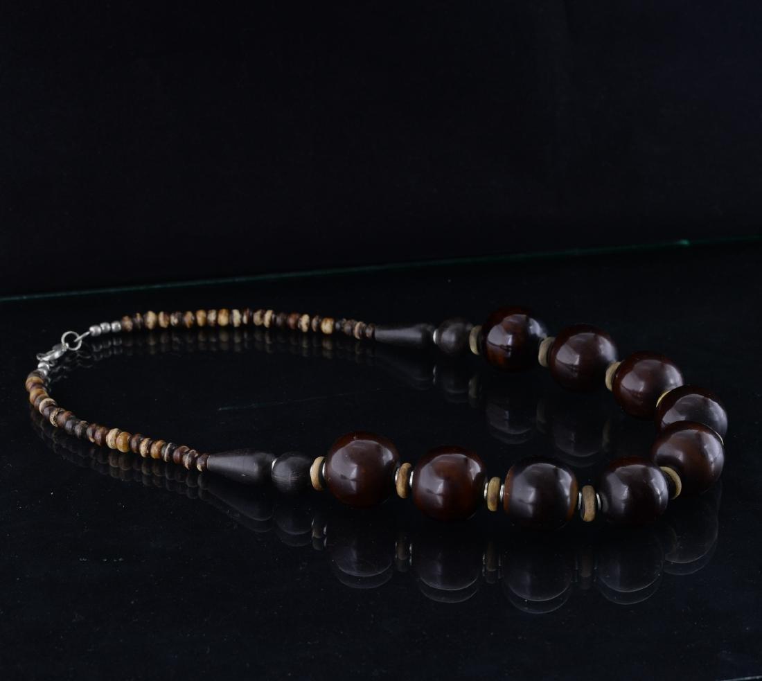 Chinese Prayer Beads Necklace