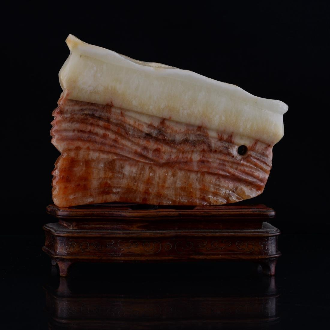 Chinese Meat-shaped Stone