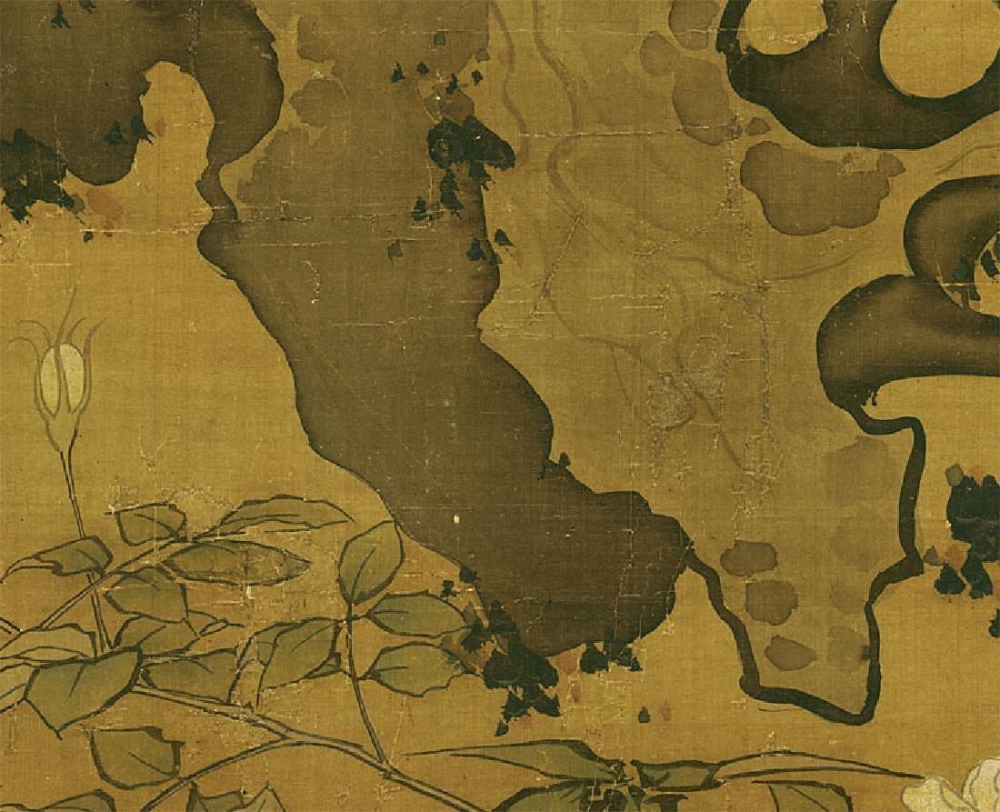 Lu Ji (1477- ), Flower and Bird - 3