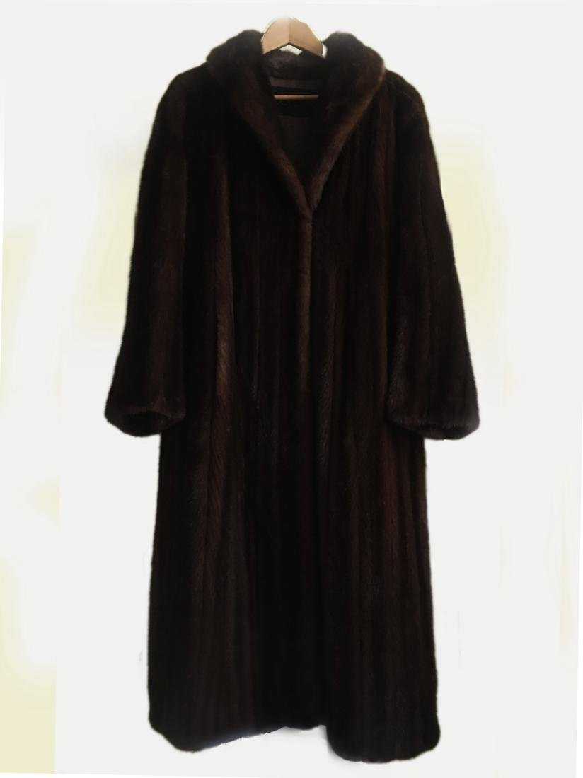 A Lady's Mink Coat
