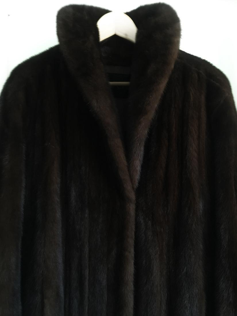 A Lady's Mink Coat - 2