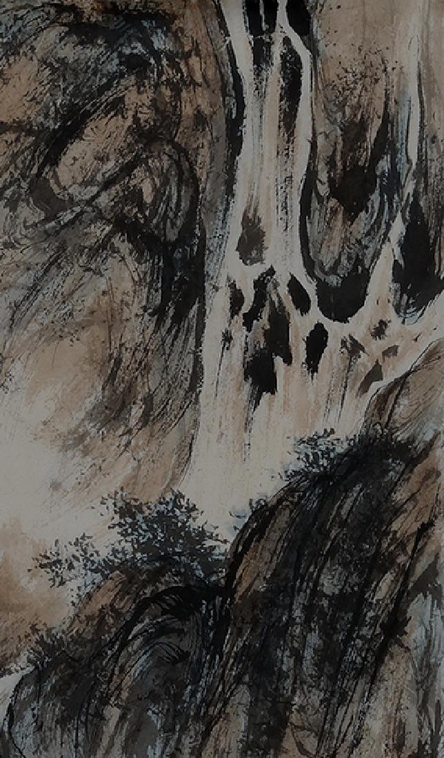 FU BAOSHI (1904) | LANDSCAPE, 1959 - 3