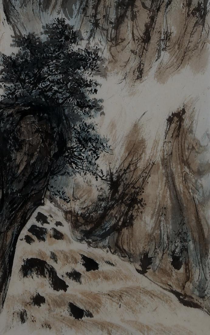 FU BAOSHI (1904) | LANDSCAPE, 1959 - 5