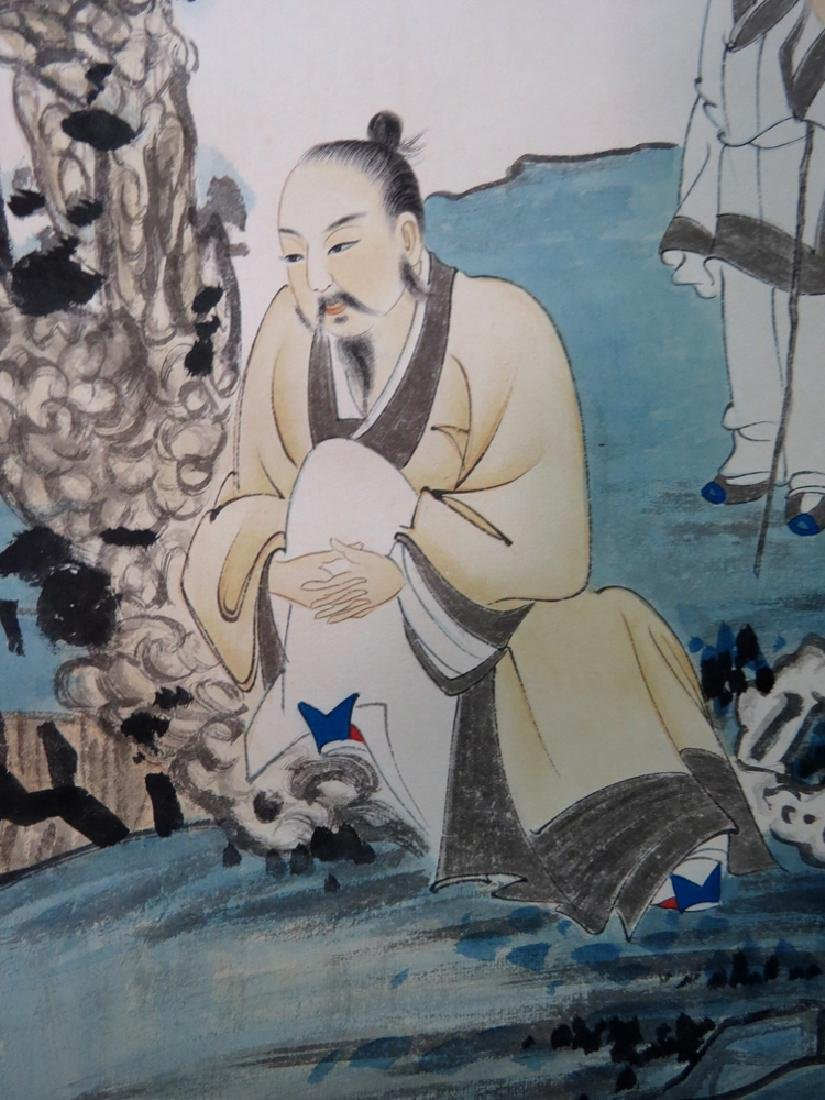 Zhang Daqian(1899-1983), Figure - 3