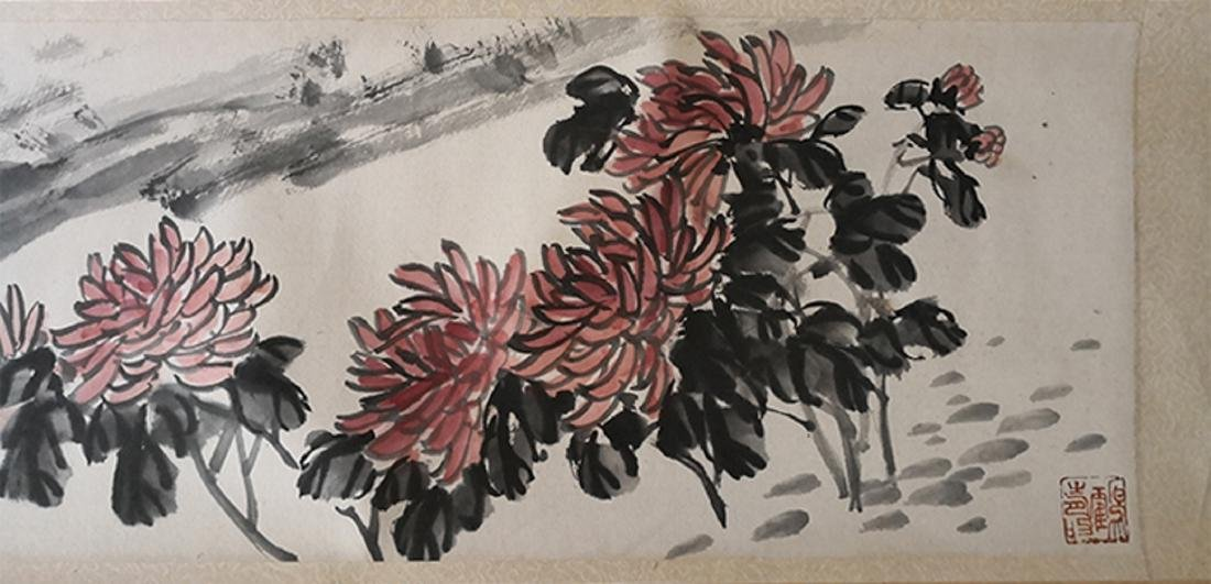 ZHAO QI(?-1863), THE FLOWERS - 5