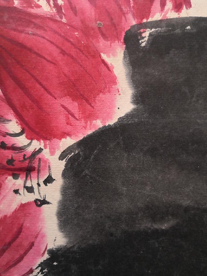 QI BAISHI(1864-1957), THE BIRDS AND FLOWERS - 2