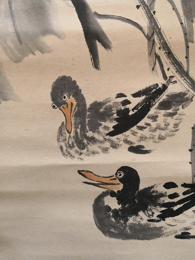 QI BAISHI(1864-1957), THE BIRDS AND FLOWERS - 3