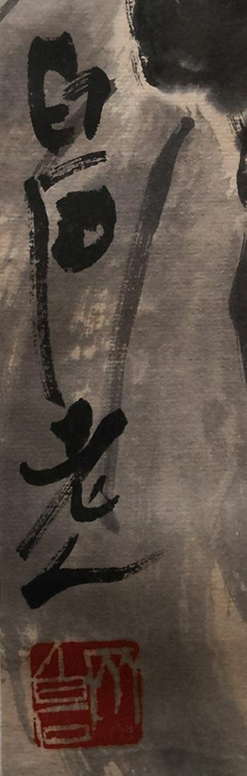 QI BAISHI(1864-1957), THE BIRDS AND FLOWERS - 4