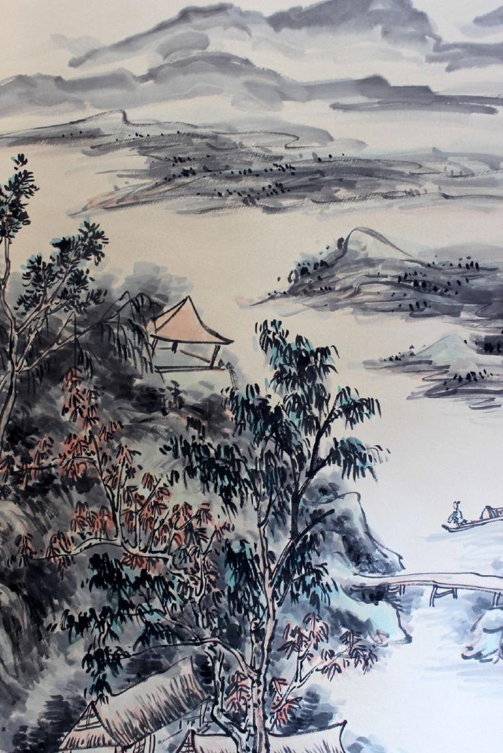 HUANG BINHONG(1865-1955), THE LANDSCAPE - 3