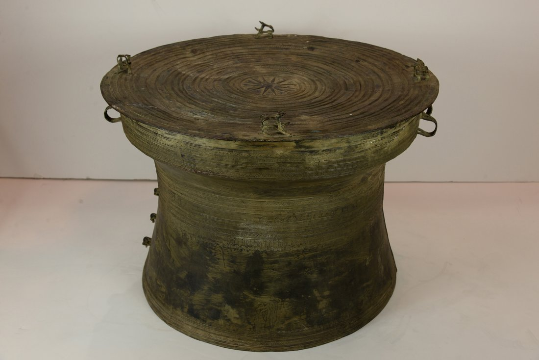 A Copper Drum