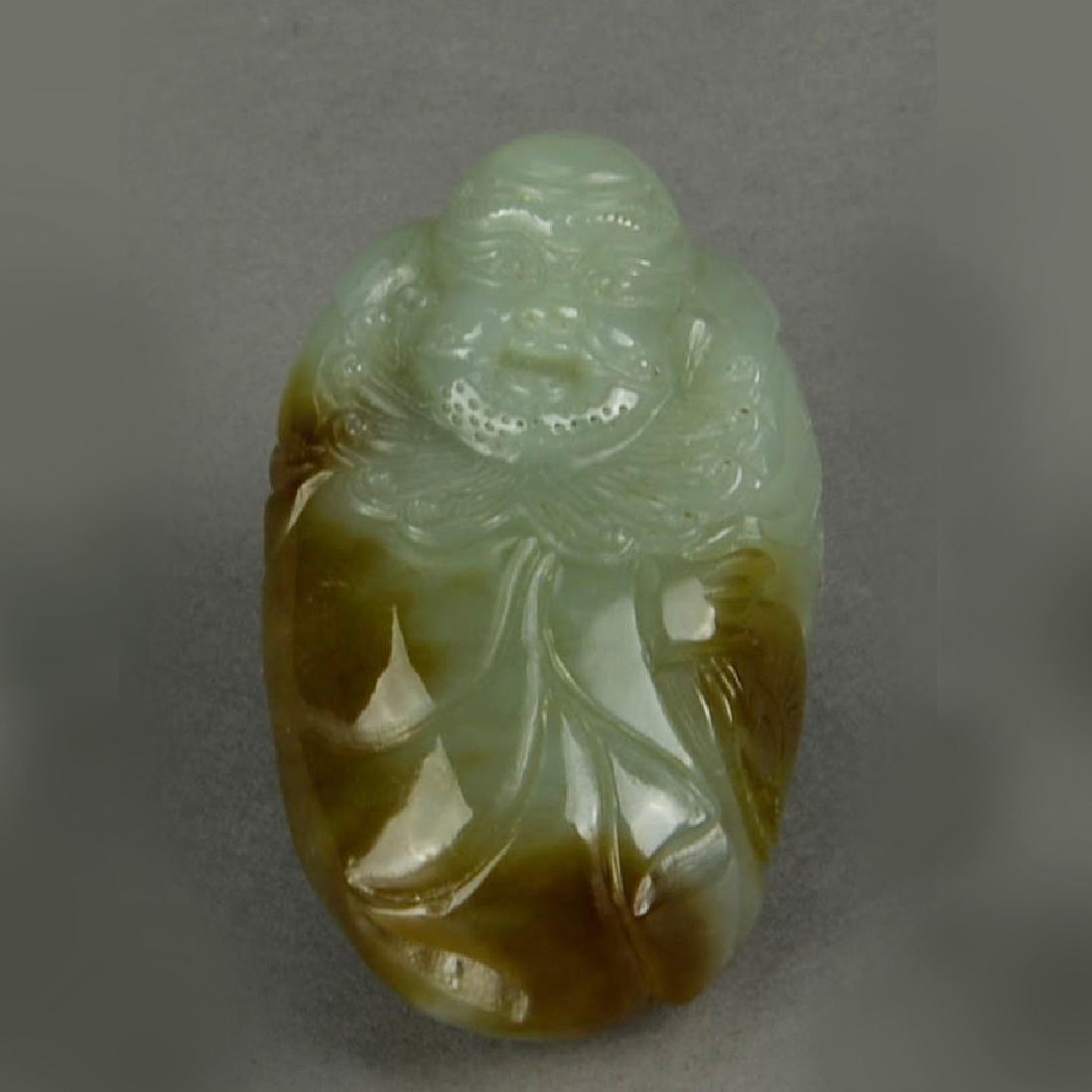 Chinese Jade Pandent