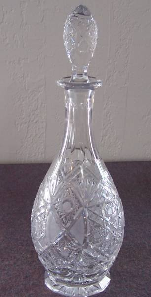 17: Crystal Decanter
