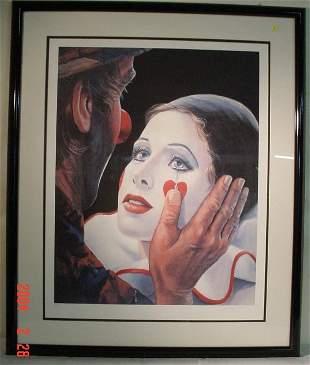 "Helping Hand"" by Barry Leighton-Jones"