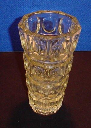 209: Thumbprint Vase