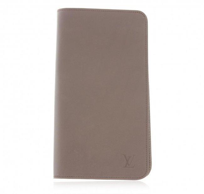 Louis Vuitton Brazza Leather Wallet