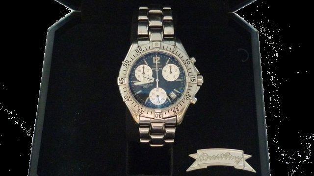 Breitling Chrono-Colt, Swiss Watch - Chronograph