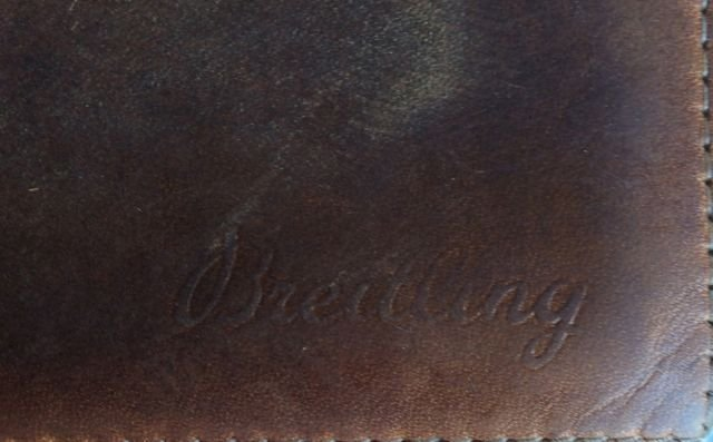 Breitling Leather Wallet