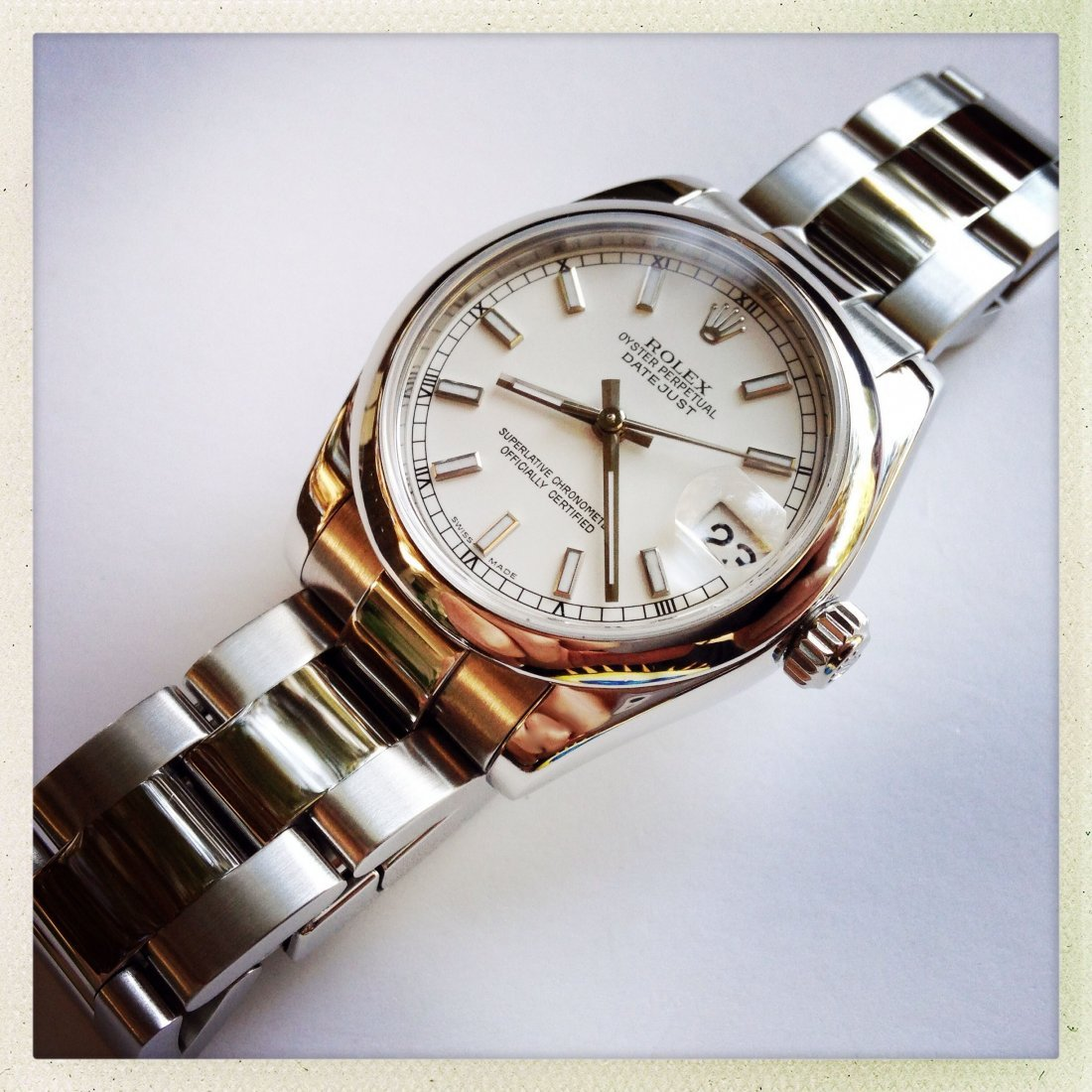 Rolex Watch 31mm DateJust Lady