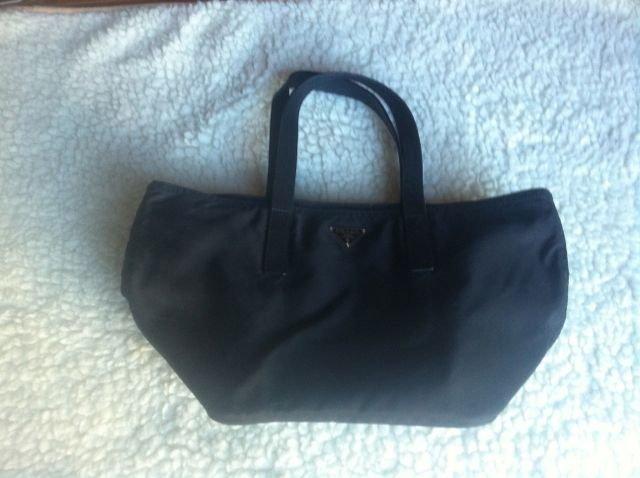 Prada Nylon Noir Bag