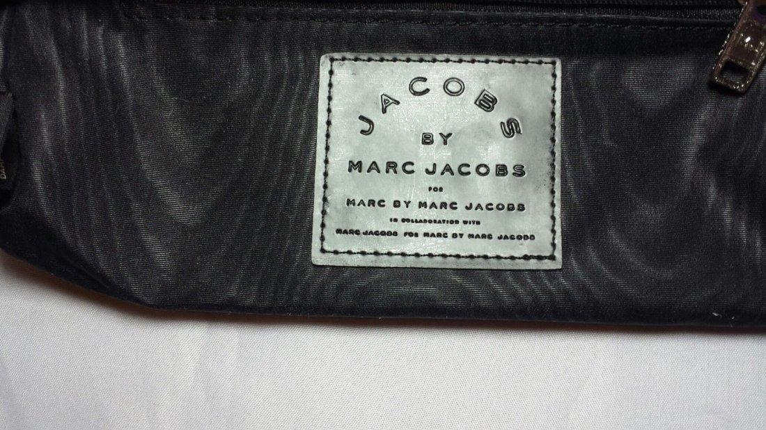 Marc by Marc Jacobs Black Sparkle Clutch Bag - 4