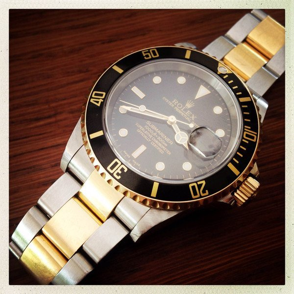 Rolex Watch Submariner-Date 2004