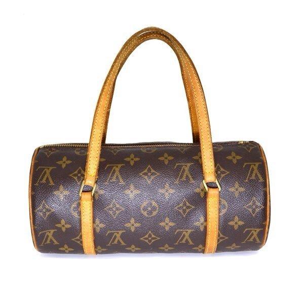 Louis Vuitton Papillon Monogram Handbag