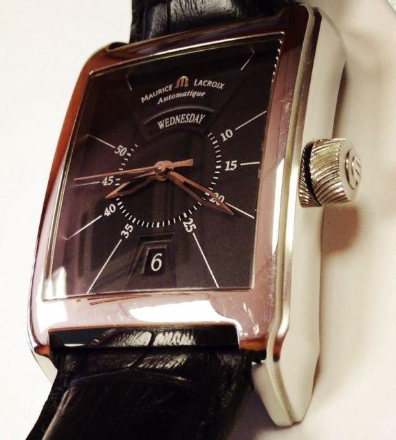 Maurice Lacroix Pontos Chronograph Watch