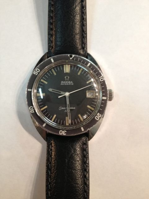 Omega Seamaster 120m Mens Watch