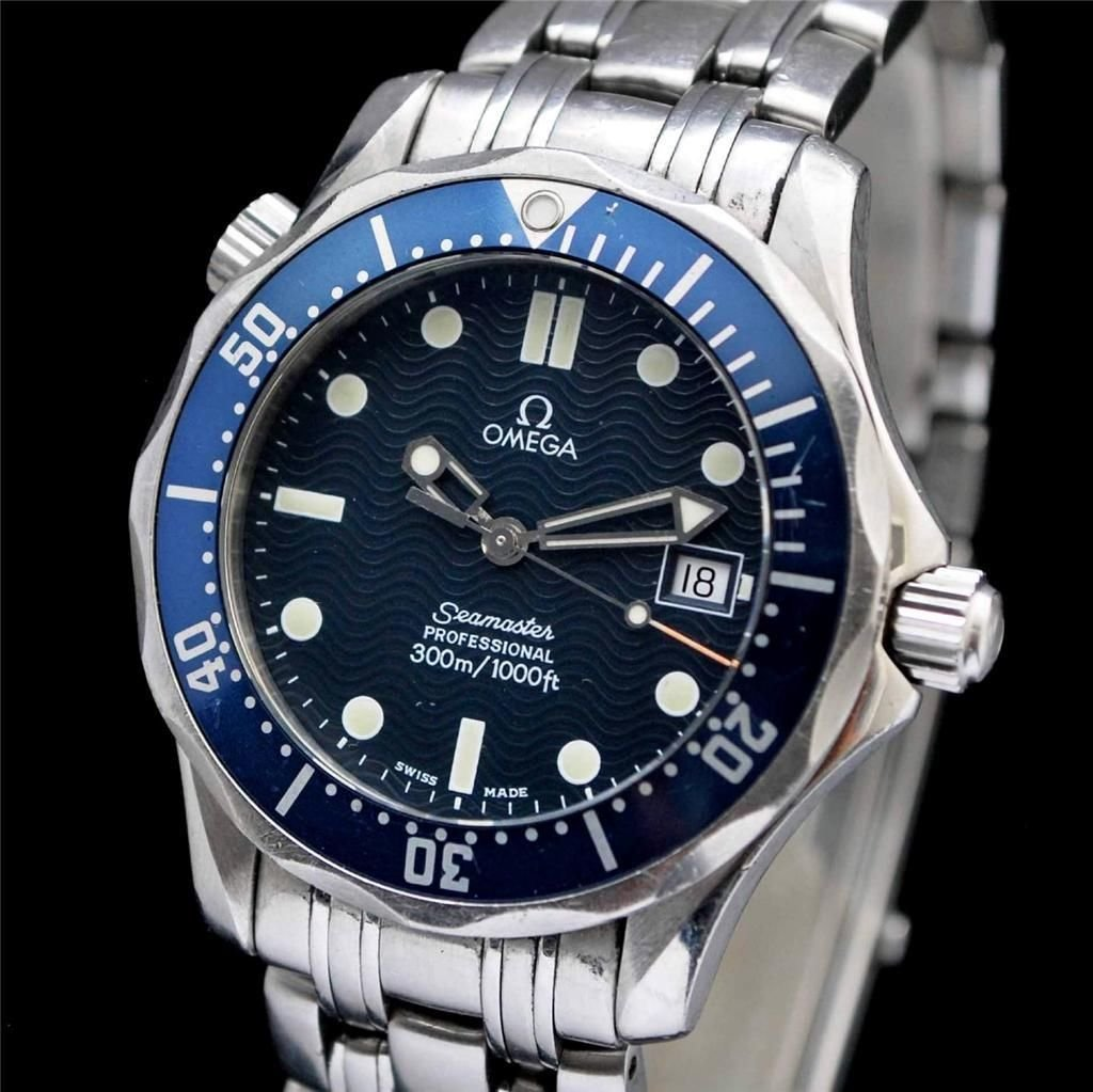 Omega Seamaster Professional 300m Divers Watch