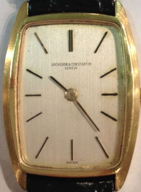 Vacheron Constantin 18K Gold Vintage Mens Watch