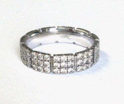 Diamond 3/4 Eternity Ring