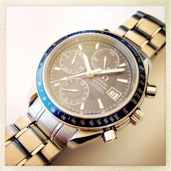 Omega Speedmaster Chronograph Mens Watch