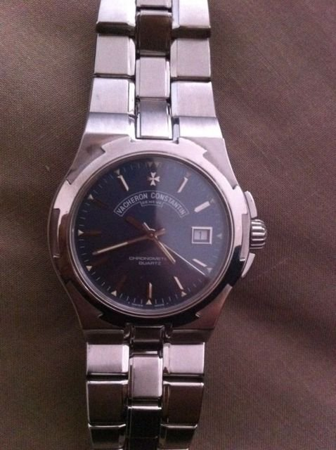 Vacheron Constantin Overseas Chronometer Mens Watch