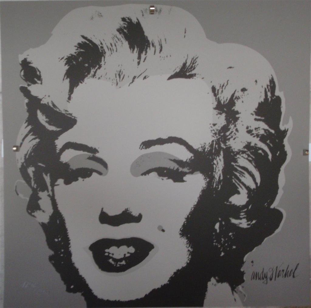 Andy WARHOL Marilyn Monroe lithograph II.24, 1292/2400