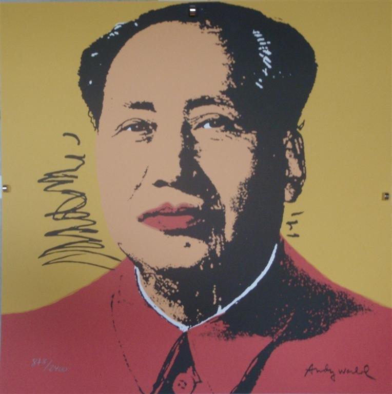 Andy WARHOL Mao Zedong II.97, 878/2400