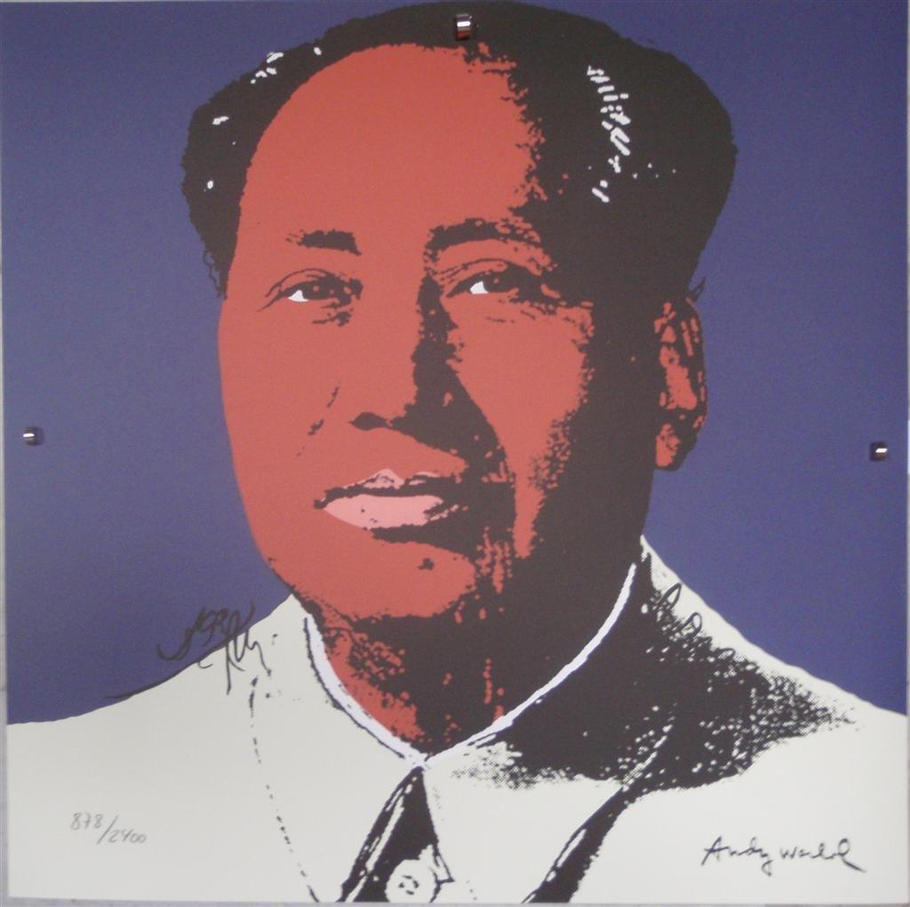 Andy WARHOL Mao Zedong II.98, 878/2400
