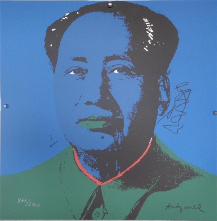 Andy WARHOL Mao Zedong II.99, 878/2400