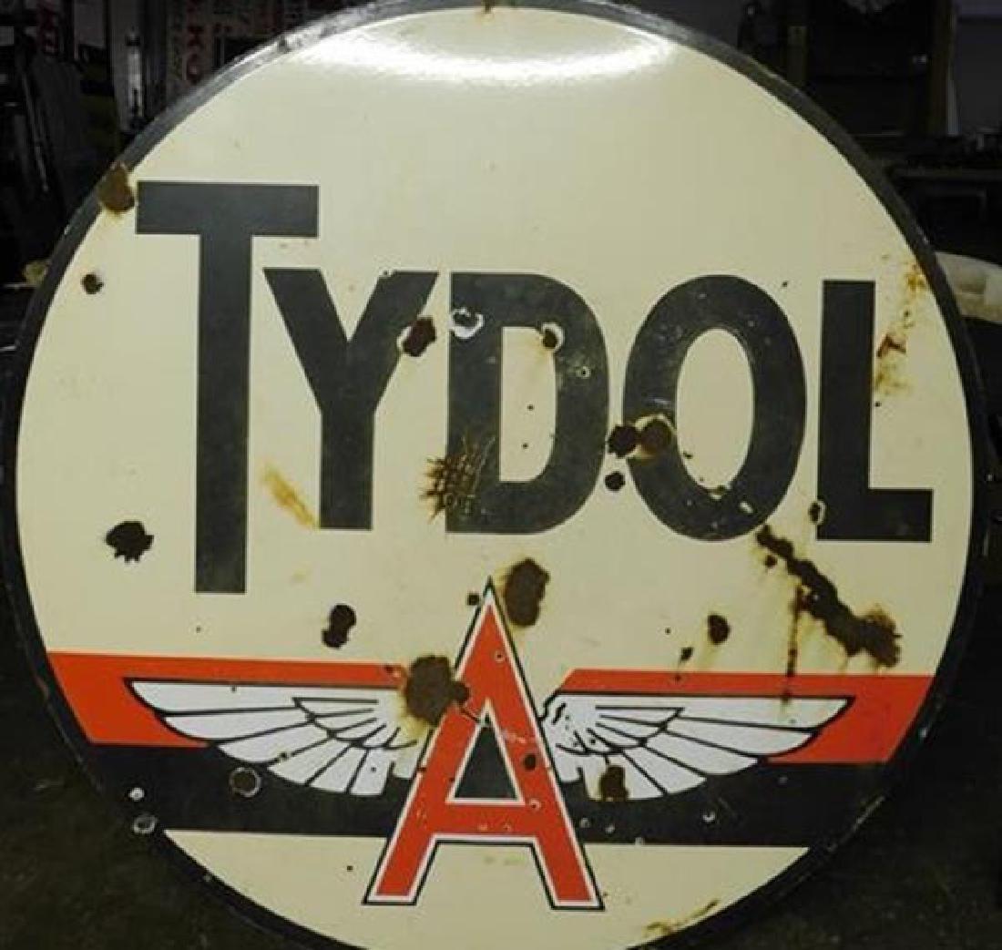 "TYDOL RARE ORANGE COLOR 48"" PORCELAIN DOUBLE SIDED"