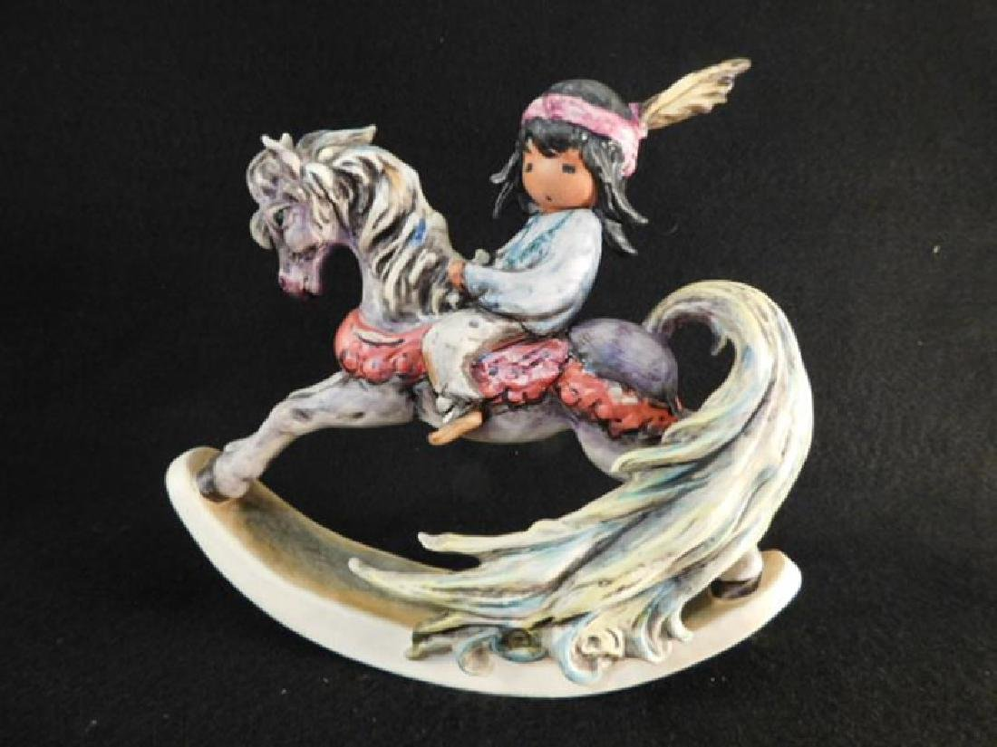 HUMMEL GOEBEL BERTA M.I  FIGURINE BEAUTIFUL