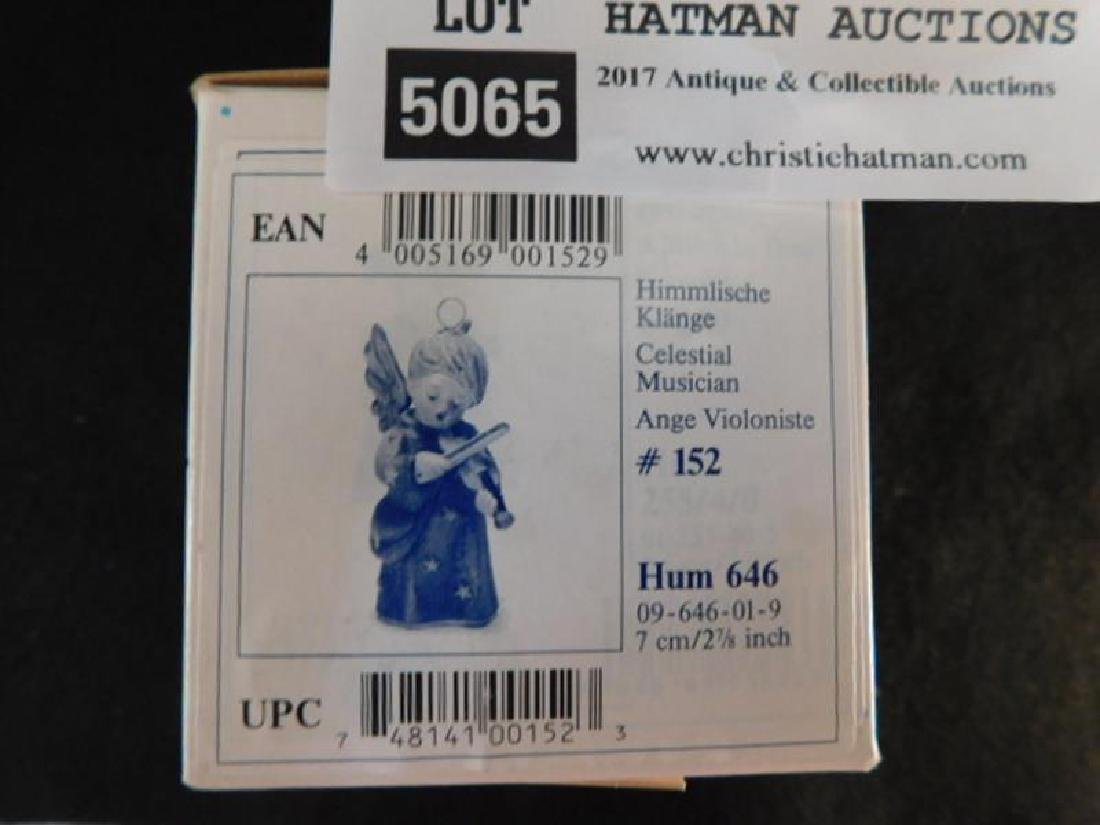HUMMEL GOEBEL BERTA M.I  FIGURINE CELESTIAL MUSICIAN - 4